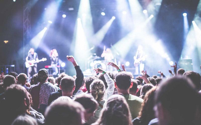 concerti live, eventi